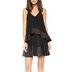Camilla and Marc We Are Young Black layer Dress 6